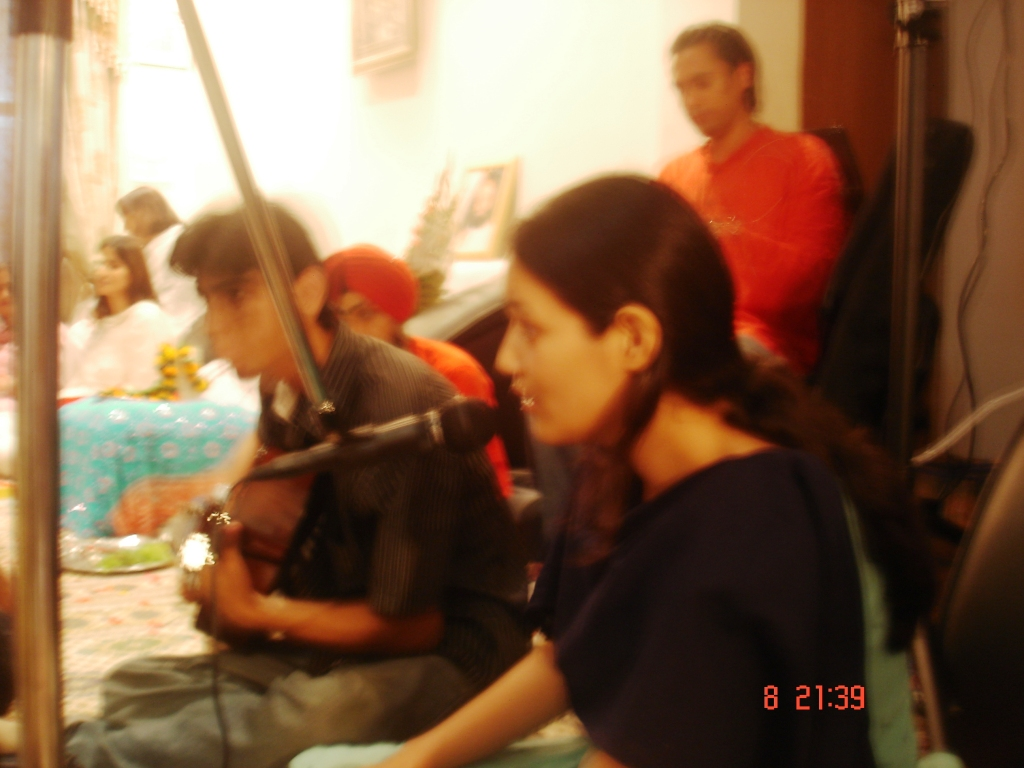 Art of living Music Performance Image