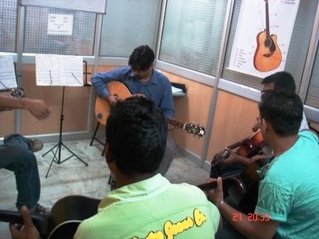 Guitar Noida Image
