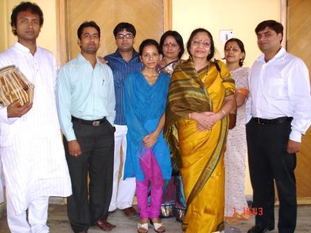Padam Shree Sumitra Guha Image