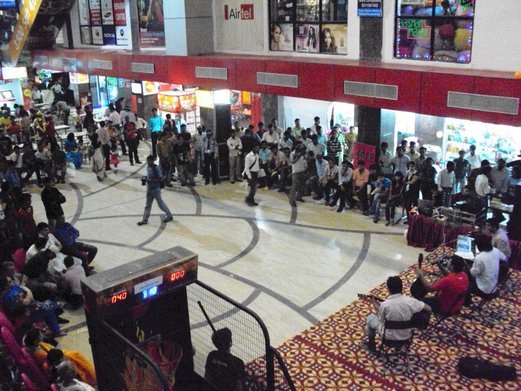 Guitarmonk Band Shopprix Mall Image