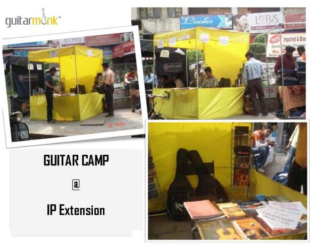 guitar classes in east delhi