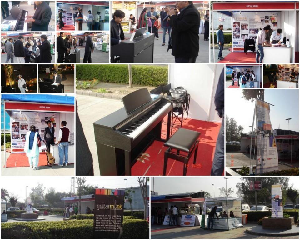 Music Exhibition GIP Noida Image