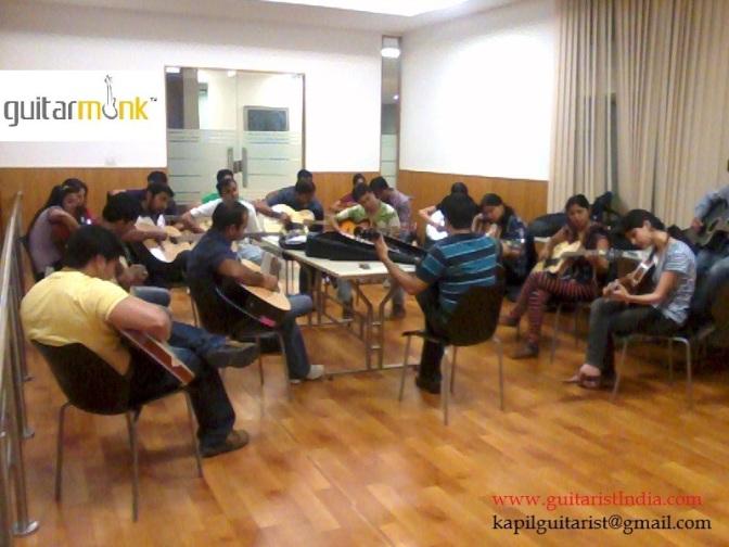 Professional Guitarist Delhi