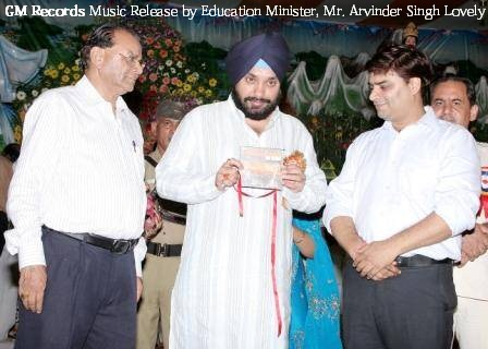 Album Release by Education Minister