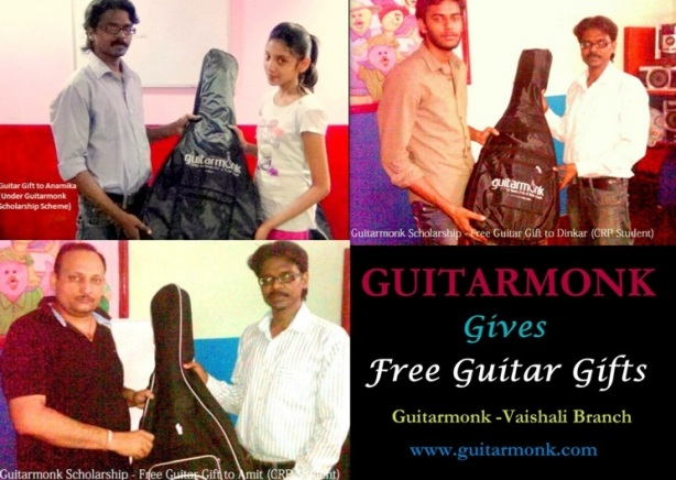 Guitar Gifts for Vaishali Branch Ghaziabad
