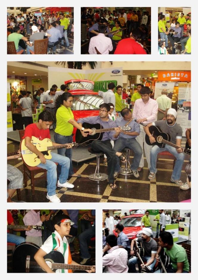 Best guitar classes in Indirapuram Ghaziabad Music