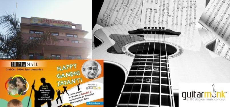 guitarmonk opens five schools in Ghaziabad