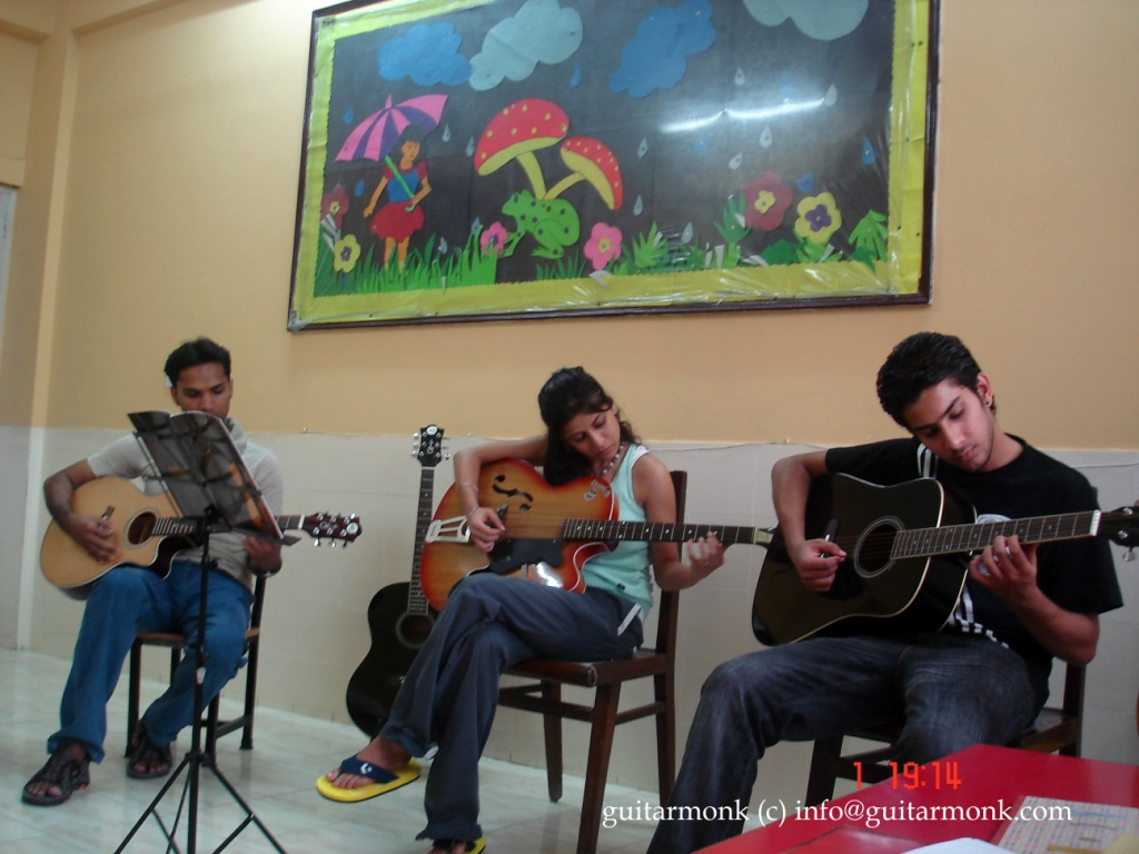 Guitar Classes in Noida Sector 53