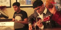 Chura Liya hai tumne guitar performance at east delhi gallery